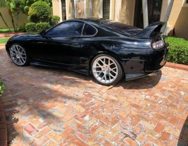 1996 Toyota Supra 5 speed/CLEAN TITLE/Turbocharged NA-T
