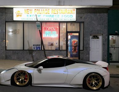 2010 Liberty Walk Ferrari 458