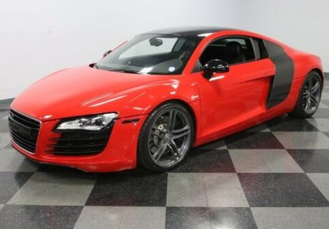 2009 Audi R8 4.2L Supercharged Stasis Package